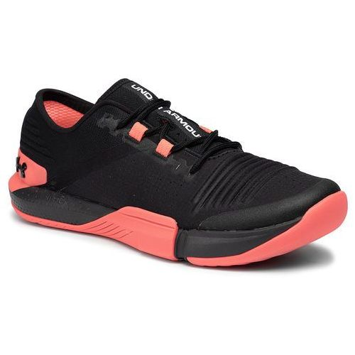 Under armour Buty - ua tribase reign 3021289-007 blk