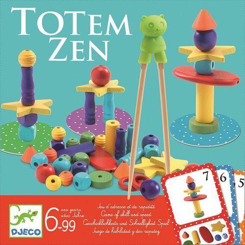 Djeco Gra zręcznościowa - totem zen dj08454 (3070900084544)