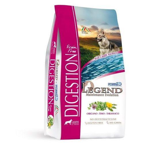 Forza10 legend maintenance evolution digestion - karma bezzbożowa dla psa termin ważności:marzec 2019: waga - 2,27 kg dostawa 24h gratis od 99zł (8020245708358)