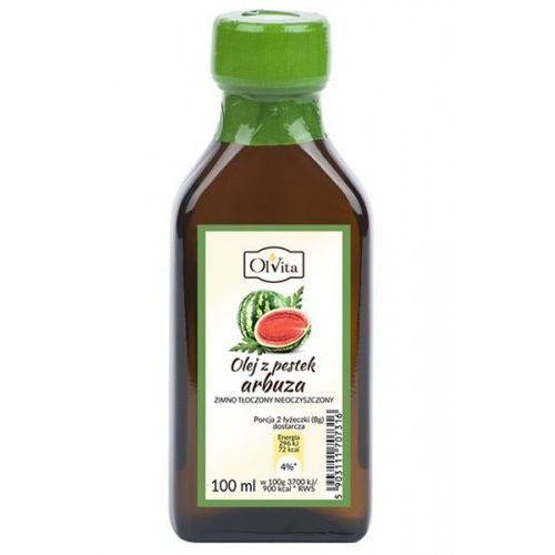 Ol'vita Olej z pestek arbuza 100 ml -