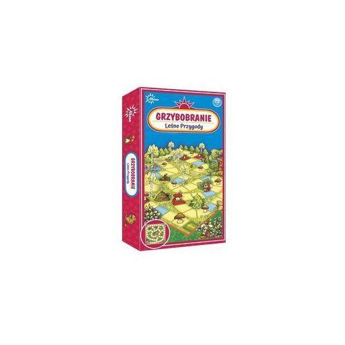 Abino Gra grzybobranie - leśne przygody - poznań, hiperszybka wysyłka od 5,99zł!