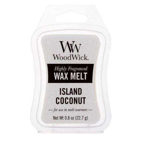 island coconut zapachowy wosk 22,7 g unisex marki Woodwick