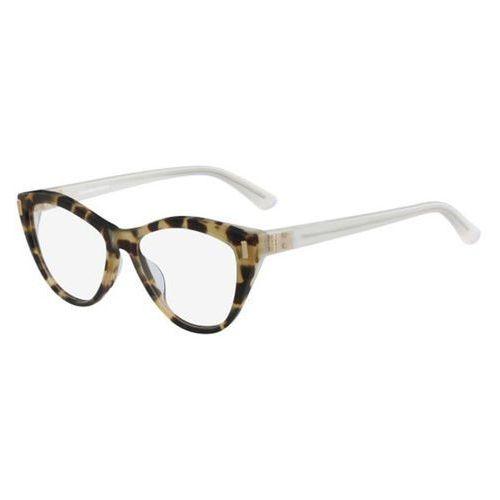 Calvin klein Okulary korekcyjne  ck8563 281