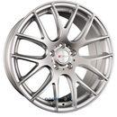 Xtra wheels sw5 hyper silber einteilig 8.50 x 18 et 35