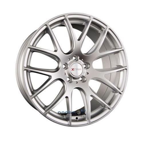 XTRA WHEELS SW5 Hyper Silber Einteilig 8.50 x 20 ET 45