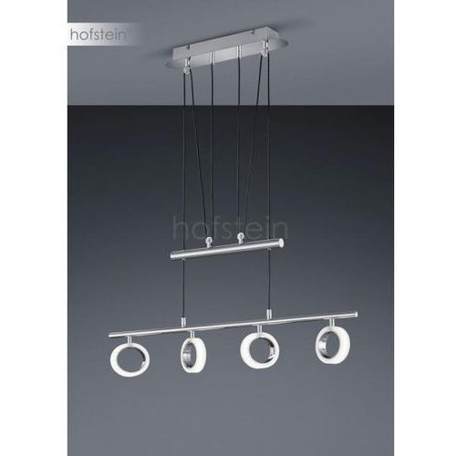 Trio corland ii lampa wisząca led chrom, 4-punktowe - nowoczesny - obszar wewnętrzny - ii - czas dostawy: od 3-6 dni roboczych