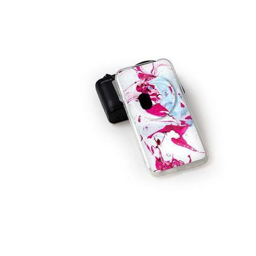 Fantastic Case - Asus Zenfone Zoom - etui na telefon Fantastic Case - różowy marmur, kup u jednego z partnerów