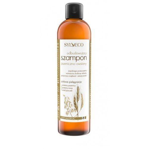 Odbudowujący szampon pszeniczno-owsiany marki Sylveco