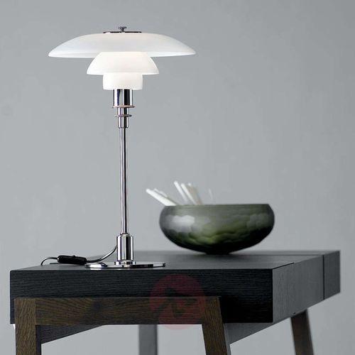 PH 3-2 - Lampe à poser Métal & Verre H47,2cm-