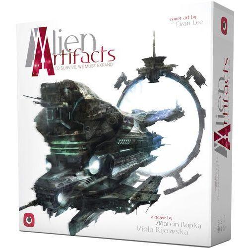Artefakty obcych (alien artifacts) - darmowa dostawa kiosk ruchu marki Portal games