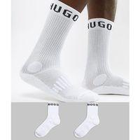 Boss by hugo boss Boss crew socks with logo 2 pack - multi