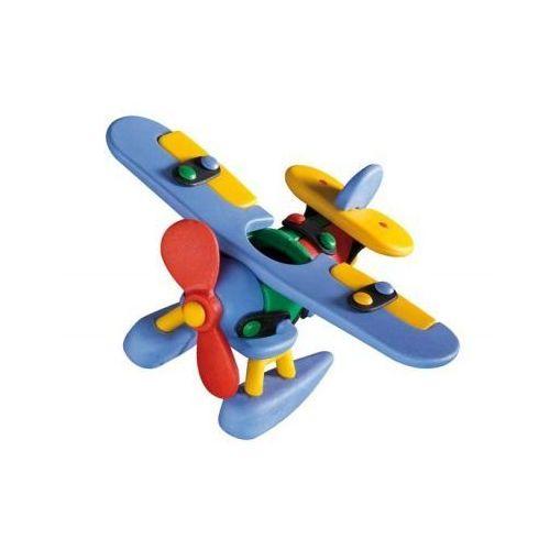 Zestaw do składania MIC-O-MIC Wesoły Konstruktor Samolot wodny