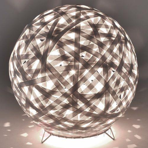 Leuchten direkt kaki lampa stołowa biały, 1-punktowy - lokum dla młodych/purystyczny/podstawowy - obszar wewnętrzny - kaki - czas dostawy: od 2-4 dni roboczych (4043689930127)