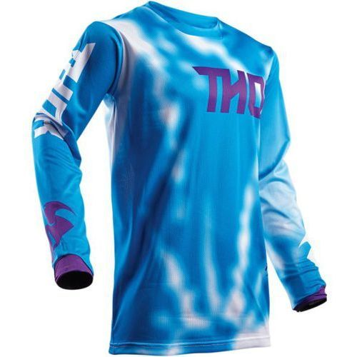 THOR BLUZA YOUTH PULSE AIR RADIATE OFFROAD BLUE =$