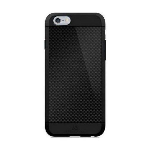 Etui HAMA Black Rock Real Carbon do Apple iPhone 6S Czarny, 001760380000