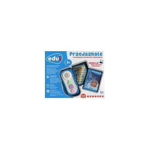 Edui Elektroniczny czytnik kart edukacyjnych Przedszkole - Icom (5206051141524)