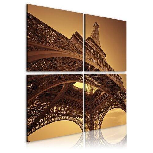 Artgeist Obraz - paryż - wieża eiffla