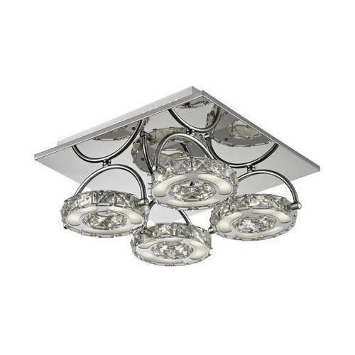 Reality Lampa sufitowa diamond chrom led (9003348112511)