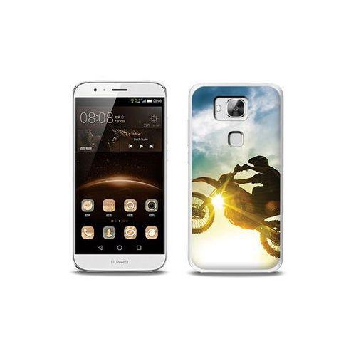 Foto Case - Huawei GX8 - etui na telefon Foto Case - motor sportowy (Futerał telefoniczny)