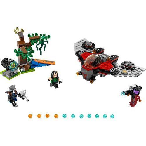 LEGO Marvel Super Heroes, Atak Ravagera, 76079