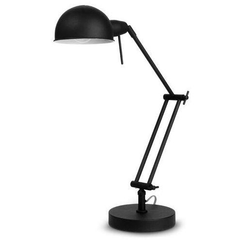 It's About RoMi Lampa stołowa Glasgow czarna 68x15x9cm GLASGOW/T/B