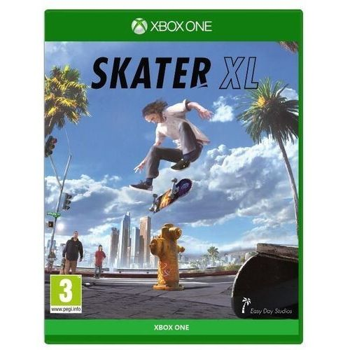 Skater XL The Ultimate Skateboarding (Xbox One)