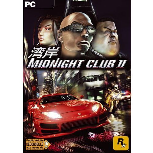 OKAZJA - Midnight Club 2 (PC)