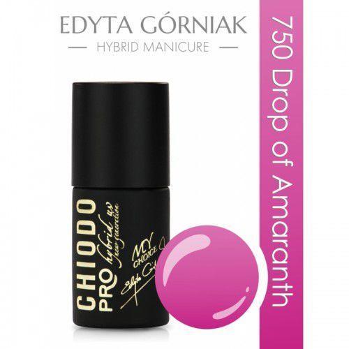 Chiodo  pro soft summer touch - lakier hybrydowy - drop of amaranth 750