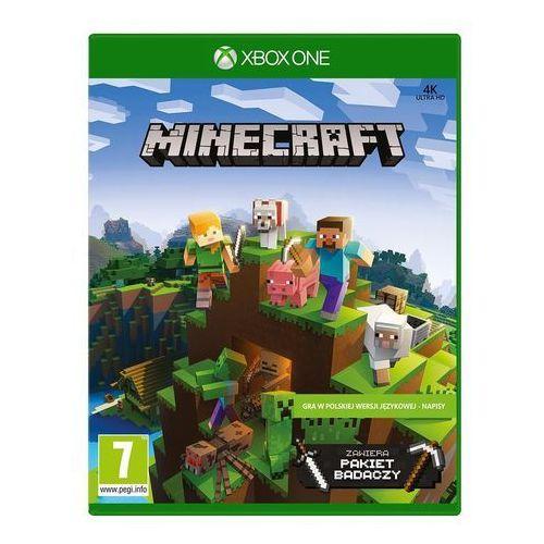 Minecraft Explorer's Pack (Xbox One). Najniższe ceny, najlepsze promocje w sklepach, opinie.