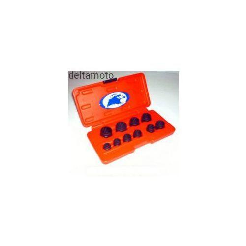 Profesjonalny 10-częściowy zestaw kluczy nasadowych ½''