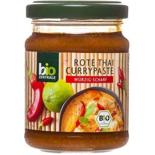 Pasta Curry Czerwona 125g - Bio Zentrale EKO (4005009106070)