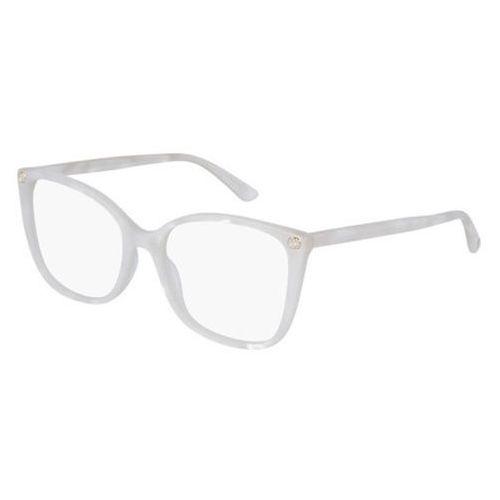 Okulary Korekcyjne Gucci GG0026O 003