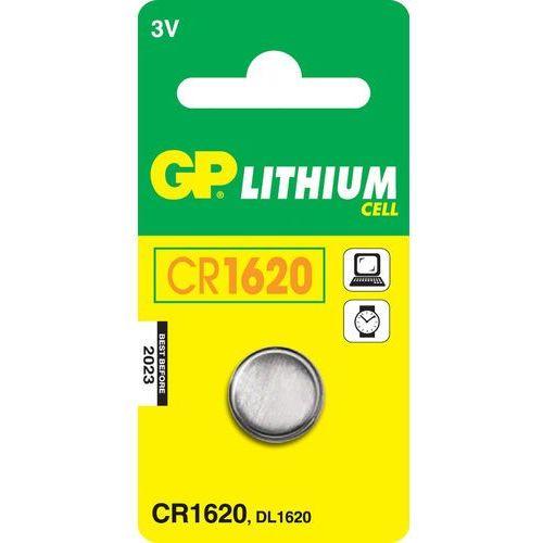 Baterie guzikowe gp cr1620-u1 marki Gp batteries