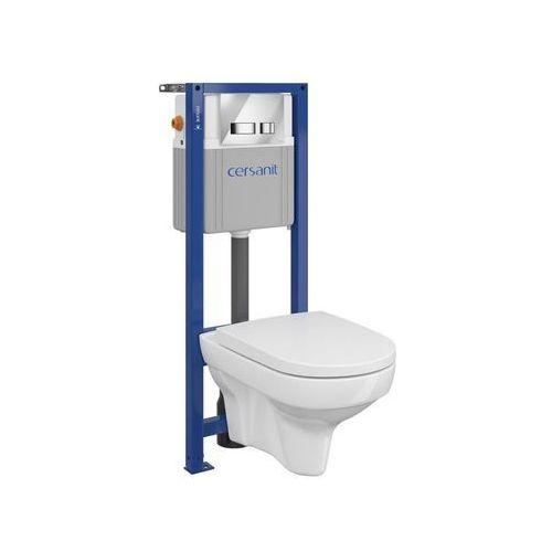 Zestaw podtynkowy WC LARO CERSANIT (5902115722103)
