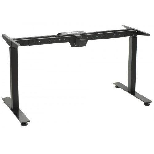 Stelaż metalowy biurka (stołu) z elektryczną regulacją wysokości, ste-01t, kolor czarny marki Stema - st