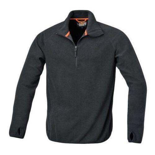 Bluza polarowa Beta czarna XXXL (8014230694047)