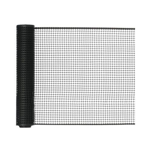 Nortene Siatka plastikowa 0.5 x 5 m antracytowa square (5999547413334)