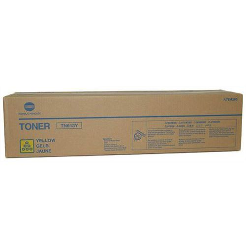 oryginalny toner Konica Minolta TN-613Y [A0TM250] yellow