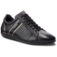 Sneakersy VERSACE COLLECTION - V900421 VM00377 V967C Nero/Grigio/Scuro/Fdo, w 5 rozmiarach