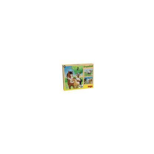 Puzzles Konie (3 motywy), HB302690 (7653788)