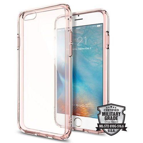 ultra hybrid sgp11722 iphone 6s (różowy) - produkt w magazynie - szybka wysyłka! marki Spigen