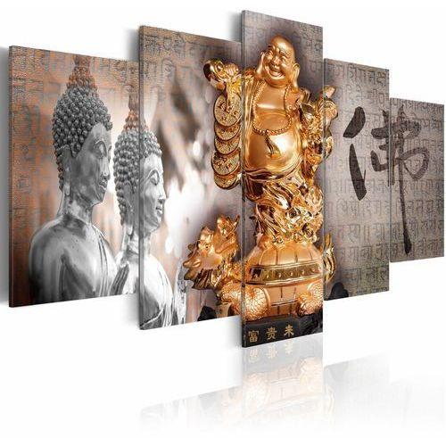 Obraz - smile to buddha! marki Artgeist