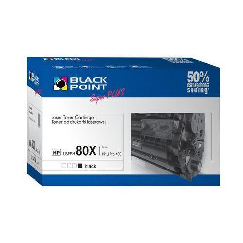 Black point [lbpph80x] toner s+ (hp cf280x) (5907625619127)