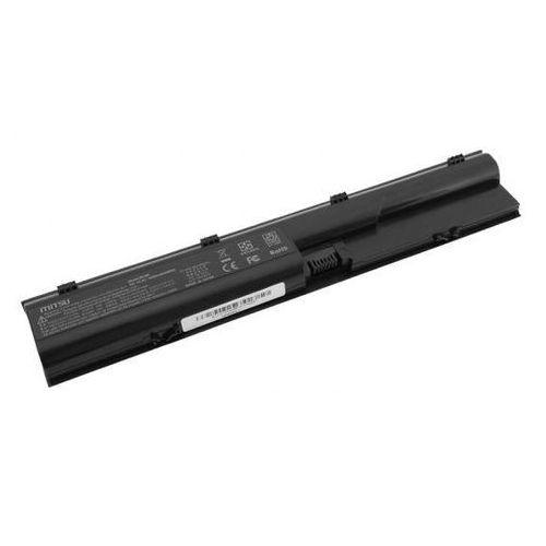 Mitsu Nowa bateria do laptopa hp compaq probook 4330s, 4530s (4400mah)