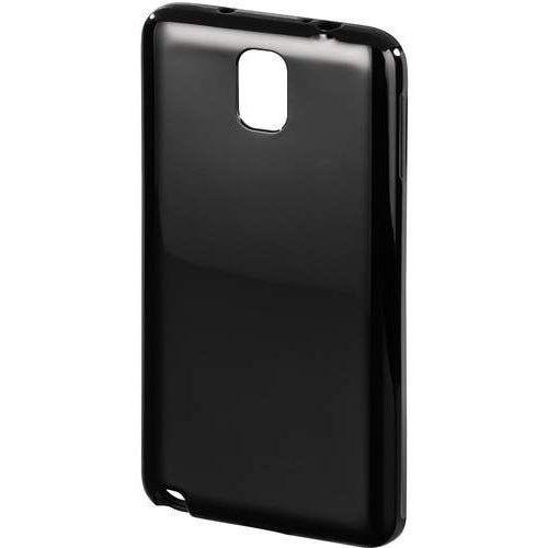 Pokrowiec HAMA Crystal Case do Galaxy Note 3 Neo Czarny (4007249918376)