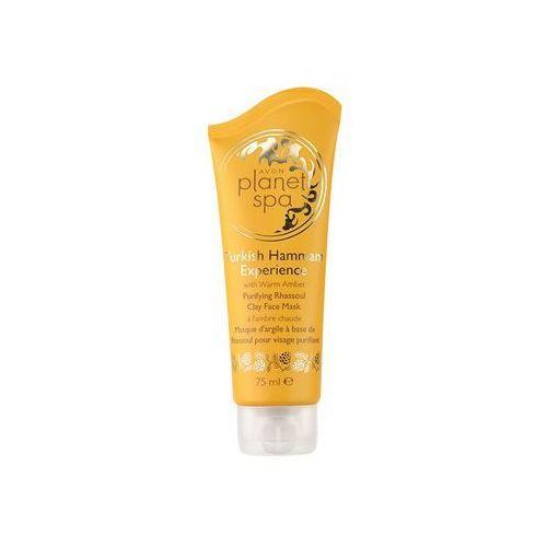 planet spa turkish hammam experience oczyszczająca maseczka do twarzy 75 ml, marki Avon