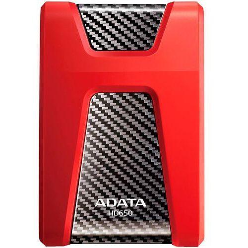 Dashdrive durable hd650 1tb 2.5'' usb3.0 red marki Adata