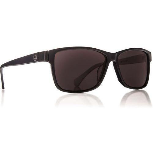 Okulary słoneczne - exit row jet/grey (001) marki Dragon