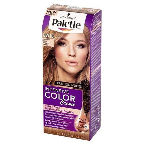 Farba do włosów Palette Intensive Color Creme Pudrowy blond BW10, kolor blond