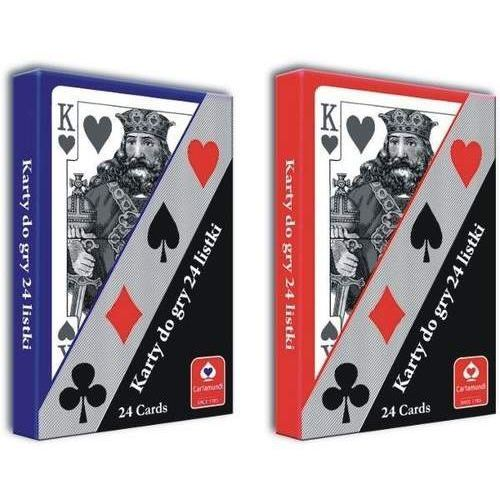 Karty do gry dandorf 24 listki marki Cartamundi
